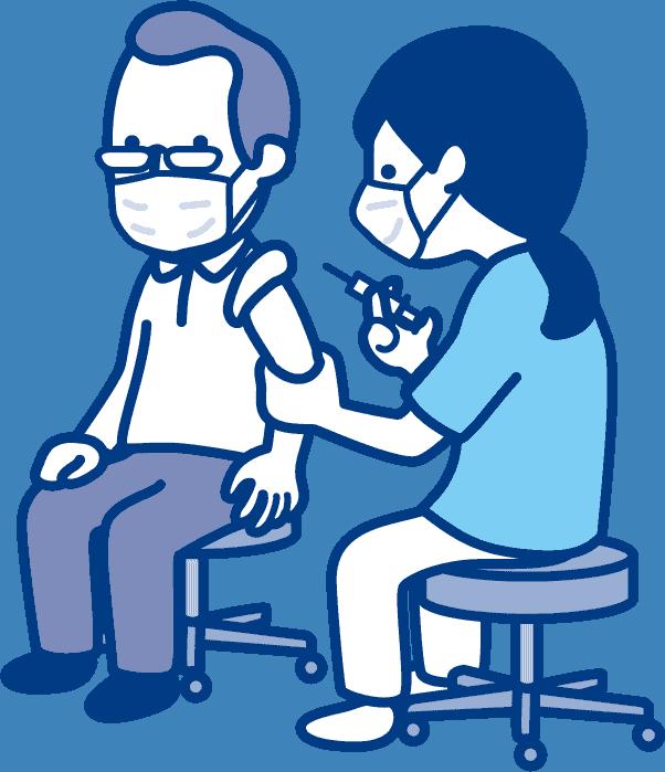 ワクチン接種イメージ