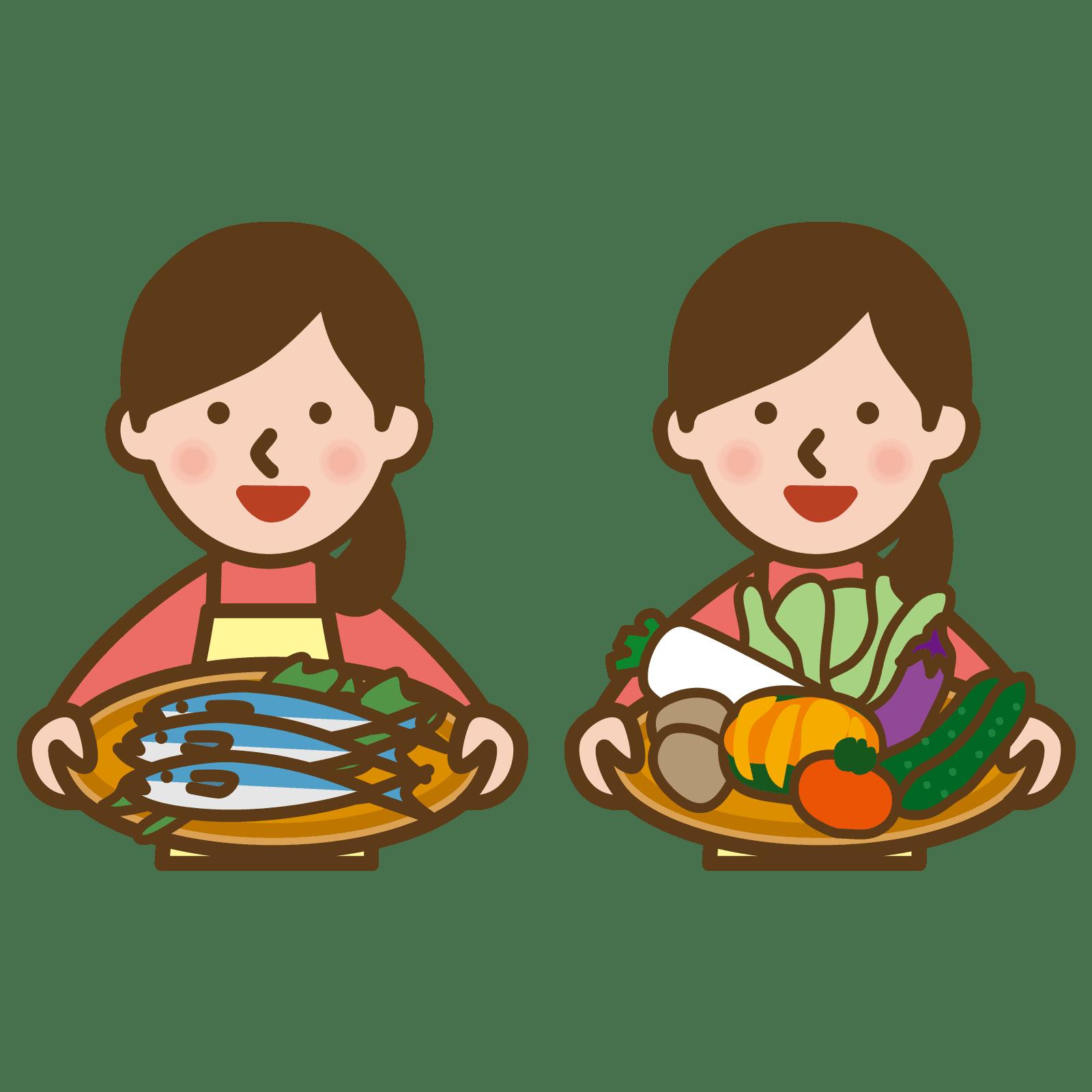 適切な食事のイメージ