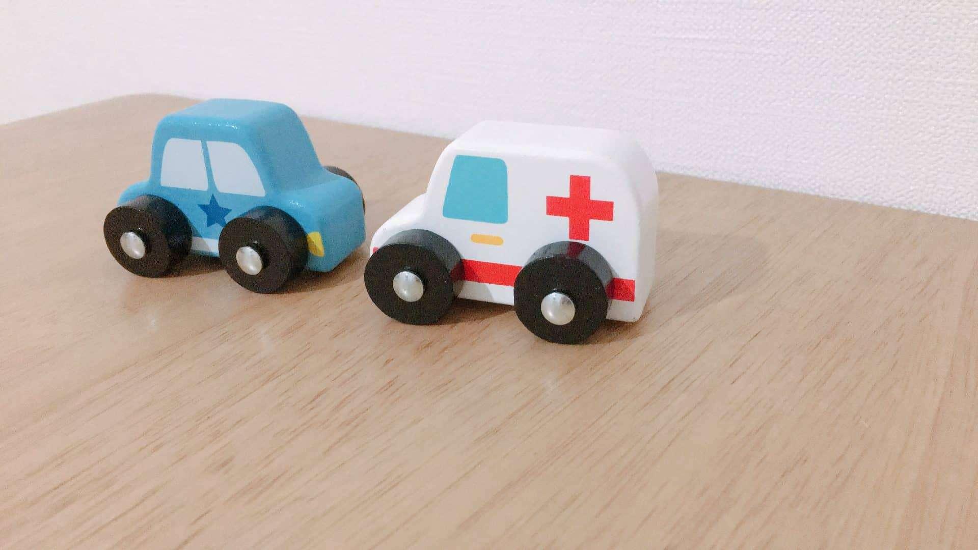 救急車のイメージ